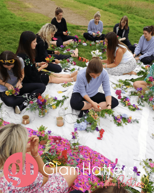 Glamping Hen Party in Bristol